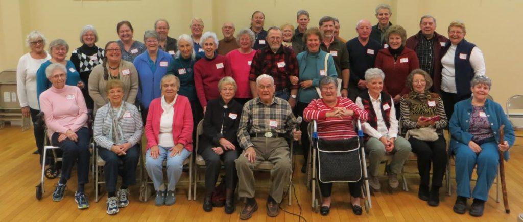 Wilmot One-room School House Reunion - November 6, 2016